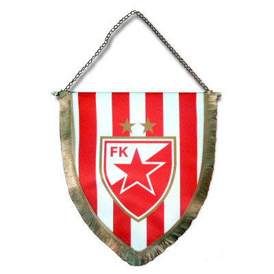 Fc Red Star Pennant Delije Shop