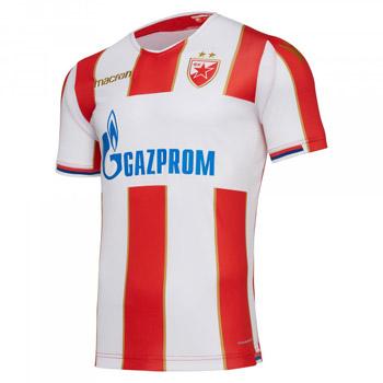 Macron home FC Red Star jersey 2018 19   Delije Shop ddff8f77f