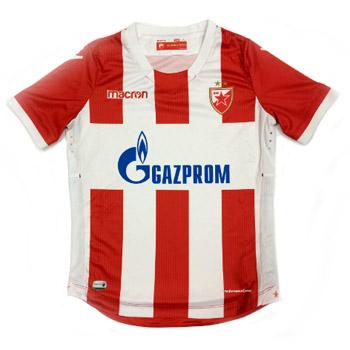 Kids red-white FC Red Star jersey 2017 18   Delije Shop dd48737d2