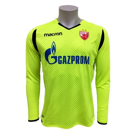 Macron goalie FC Red Star jersey 2018 19 - lighter   Delije Shop 071656352