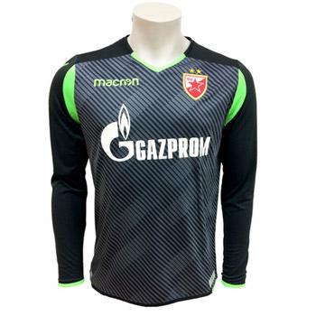 Macron goalie FC Red Star jersey 2018 19   Delije Shop bc45e2c24