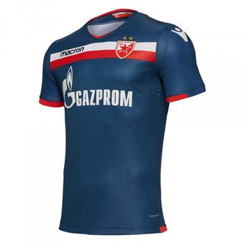 Macron away FC Red Star jersey 2018 19   Delije Shop 0c44887bc