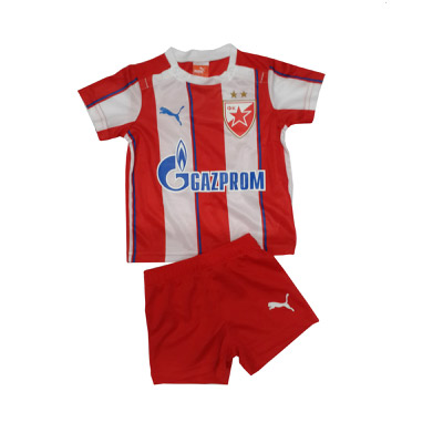 f93996026 Baby Puma kit red-white jersey and shorts   Delije Shop