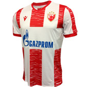 Macron home FC Red Star jersey 2020/2021