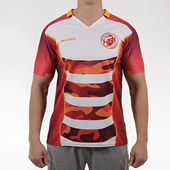 Red Star rugby club jersey