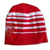 Winter cap FC RS with stripes